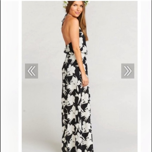 Show Me Your MuMu Dresses & Skirts - NWT Show Me Your Mumu Floral Maxi Dress 🖤